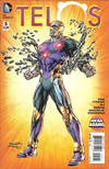 Cover for Telos (DC, 2015 series) #5 [Neal Adams Variant]