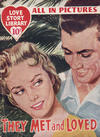 Cover for Love Story Picture Library (IPC, 1952 series) #164