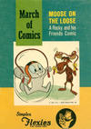Cover Thumbnail for Boys' and Girls' March of Comics (1946 series) #216 [Simplex Flexies Variant]