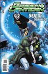 Cover for Green Lantern (DC, 2011 series) #49
