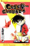 Cover for Case Closed (Viz, 2004 series) #57