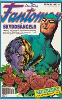 Cover Thumbnail for Fantomen (Semic, 1963 series) #16/1991