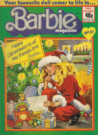 Cover Thumbnail for Barbie (Fleetway Publications, 1985 series) #31