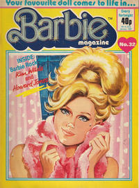 Cover Thumbnail for Barbie (Fleetway Publications, 1985 series) #32