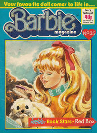 Cover Thumbnail for Barbie (Fleetway Publications, 1985 series) #35