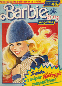 Cover Thumbnail for Barbie (Fleetway Publications, 1985 series) #38
