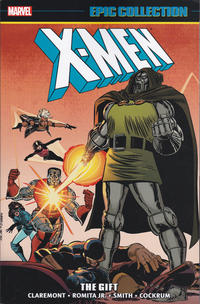 Cover Thumbnail for X-Men Epic Collection (Marvel, 2014 series) #12 - The Gift