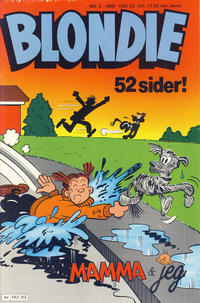 Cover Thumbnail for Blondie (Semic, 1980 series) #3/1988