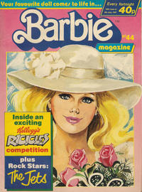Cover Thumbnail for Barbie (Fleetway Publications, 1985 series) #44