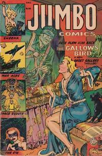 Cover Thumbnail for Jumbo Comics (Superior, 1951 series) #166