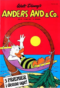 Cover Thumbnail for Anders And & Co. (Egmont, 1949 series) #20/1975