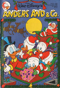 Cover Thumbnail for Anders And & Co. (Egmont, 1949 series) #51/1986