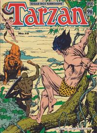 Cover Thumbnail for Edgar Rice Burroughs' Tarzan (K. G. Murray, 1980 series) #19