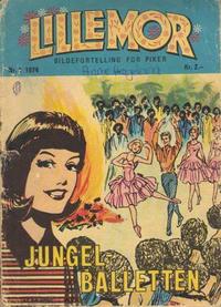 Cover Thumbnail for Lillemor (Serieforlaget / Se-Bladene / Stabenfeldt, 1969 series) #1/1974