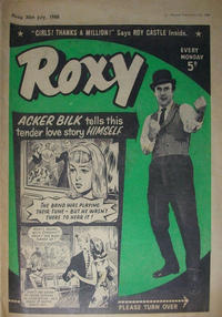 Cover Thumbnail for Roxy (Amalgamated Press, 1958 series) #30 July 1960 [125]