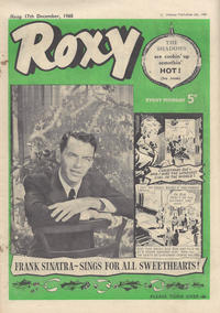 Cover Thumbnail for Roxy (Amalgamated Press, 1958 series) #17 December 1960 [145]