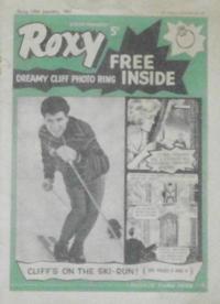 Cover Thumbnail for Roxy (Amalgamated Press, 1958 series) #14 January 1961 [149]