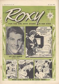 Cover Thumbnail for Roxy (Amalgamated Press, 1958 series) #8 July 1961 [174]