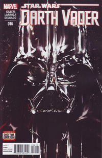 Cover Thumbnail for Darth Vader (Marvel, 2015 series) #16