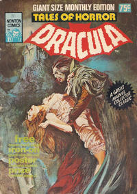 Cover Thumbnail for Tales of Horror Dracula (Newton Comics, 1975 series) #13