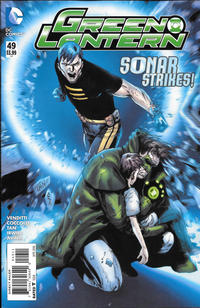 Cover Thumbnail for Green Lantern (DC, 2011 series) #49