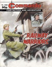 Cover Thumbnail for Commando (D.C. Thomson, 1961 series) #3593