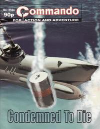 Cover Thumbnail for Commando (D.C. Thomson, 1961 series) #3594