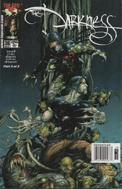 Cover for The Darkness (Image, 1996 series) #36