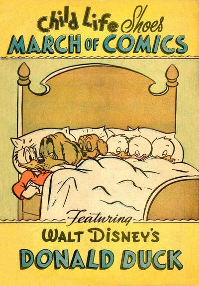 Cover for Boys' and Girls' March of Comics (Western, 1946 series) #56