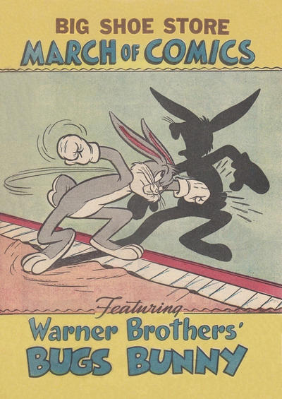 Cover for March of Comics (Western, 1946 series) #75