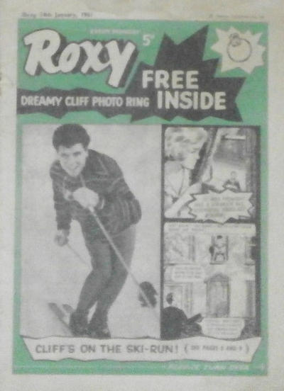 Cover for Roxy (Amalgamated Press, 1958 series) #14 January 1961 [149]