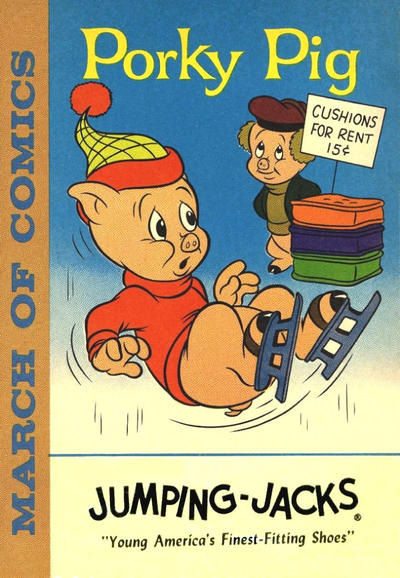 Cover for March of Comics (Western, 1946 series) #209