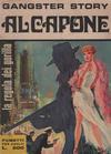 Cover for Gangster Story Al Capone (Ediperiodici, 1967 series) #10