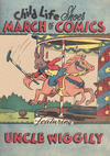 Cover for Boys' and Girls' March of Comics (Western, 1946 series) #19 [Child Life Shoes]