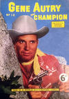 Cover for Gene Autry and Champion (World Distributors, 1956 series) #12