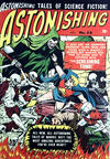 Cover for Astonishing (Bell Features, 1951 series) #28