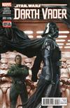 Cover for Darth Vader (Marvel, 2015 series) #2 [Second Printing Variant - Adi Granov]