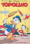 Cover for Topolino (Arnoldo Mondadori Editore, 1949 series) #556