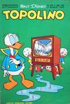 Cover for Topolino (Arnoldo Mondadori Editore, 1949 series) #327