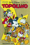 Cover for Topolino (Arnoldo Mondadori Editore, 1949 series) #264