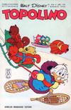 Cover for Topolino (Arnoldo Mondadori Editore, 1949 series) #544