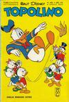 Cover for Topolino (Arnoldo Mondadori Editore, 1949 series) #488