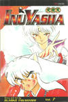 Cover for InuYasha (Viz, 2003 series) #7