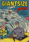 Cover for Giant Size Comic With the Phantom (Frew Publications, 1957 series) #4