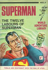 Cover for Superman World Adventure Library (World Distributors, 1967 series) #3