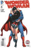 Cover for Wonder Woman (DC, 2011 series) #49 [Neal Adams variant]