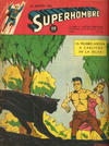 Cover for Superhombre (Editorial Muchnik, 1949 ? series) #42