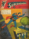 Cover for Superhombre (Editorial Muchnik, 1949 ? series) #46