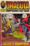 Cover for Dracula (Interpresse, 1972 series) #2