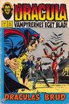 Cover for Dracula (Interpresse, 1972 series) #3